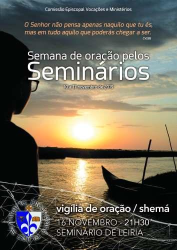 Semana Seminários 2019 - Cartaz